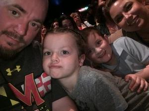 Michael attended LUZIA LUZIA by Cirque du Soleil on May 26th 2018 via VetTix