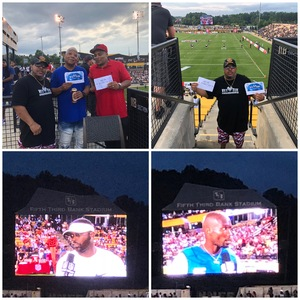 Click To Read More Feedback from 2018 US Open of Football Semifinals - Roadrunners vs. Team Ocho - Double Header - Presented by the American Flag Football League