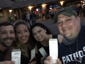 John attended Jason Aldean High Noon Neon Tour on May 26th 2018 via VetTix