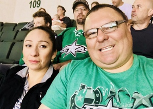 William attended Texas Stars vs. Rockford Icehogs - Game Six - Western Conference Finals - AHL on May 28th 2018 via VetTix