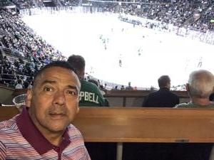 Clarence attended Texas Stars vs. Rockford Icehogs - Game Six - Western Conference Finals - AHL on May 28th 2018 via VetTix
