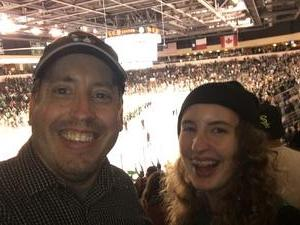 Peter attended Texas Stars vs. Rockford Icehogs - Game Six - Western Conference Finals - AHL on May 28th 2018 via VetTix
