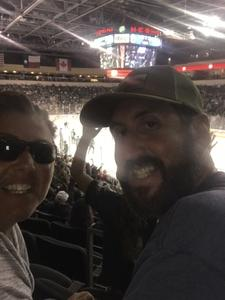 Robin attended Texas Stars vs. Rockford Icehogs - Game Six - Western Conference Finals - AHL on May 28th 2018 via VetTix