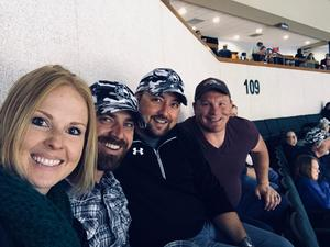 Robert attended Texas Stars vs. Rockford Icehogs - Game Six - Western Conference Finals - AHL on May 28th 2018 via VetTix