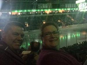 JRO attended Texas Stars vs. Rockford Icehogs - Game Six - Western Conference Finals - AHL on May 28th 2018 via VetTix