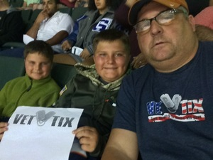 Rick attended Texas Stars vs. Rockford Icehogs - Game Six - Western Conference Finals - AHL on May 28th 2018 via VetTix