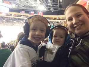 Darik attended Texas Stars vs. Rockford Icehogs - Game Six - Western Conference Finals - AHL on May 28th 2018 via VetTix