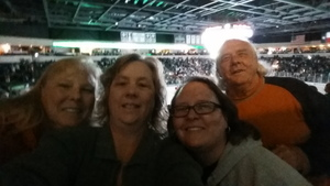 Diane attended Texas Stars vs. Rockford Icehogs - Game Six - Western Conference Finals - AHL on May 28th 2018 via VetTix