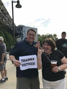 Brad attended Poison With Special Guests Cheap Trick on Jun 5th 2018 via VetTix