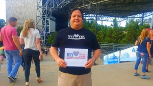 Charles attended Poison With Special Guests Cheap Trick on Jun 5th 2018 via VetTix