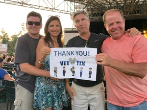 William attended Poison With Special Guests Cheap Trick on Jun 5th 2018 via VetTix