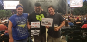 Pablo attended Poison With Special Guests Cheap Trick on Jun 5th 2018 via VetTix