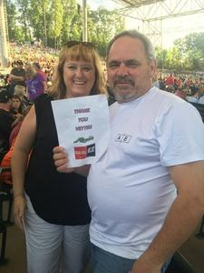 Brian attended Poison With Special Guests Cheap Trick on Jun 5th 2018 via VetTix