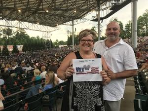 James attended STYX - Joan Jett & the Blackhearts With Special Guest Tesla on Jun 16th 2018 via VetTix
