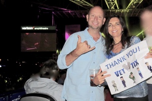 William attended STYX - Joan Jett & the Blackhearts With Special Guest Tesla on Jun 16th 2018 via VetTix