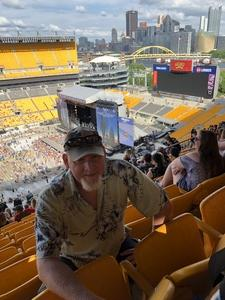 Timothy attended Kenny Chesney: Trip Around the Sun Tour - Country on Jun 2nd 2018 via VetTix