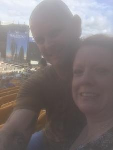 charles attended Kenny Chesney: Trip Around the Sun Tour - Country on Jun 2nd 2018 via VetTix