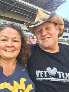 Gregory attended Kenny Chesney: Trip Around the Sun Tour - Country on Jun 2nd 2018 via VetTix