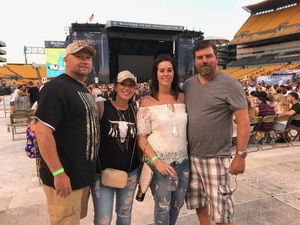 gary attended Kenny Chesney: Trip Around the Sun Tour - Country on Jun 2nd 2018 via VetTix