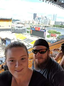 jeremy attended Kenny Chesney: Trip Around the Sun Tour - Country on Jun 2nd 2018 via VetTix