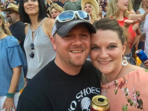 Nathaniel attended Kenny Chesney: Trip Around the Sun Tour - Country on Jun 2nd 2018 via VetTix