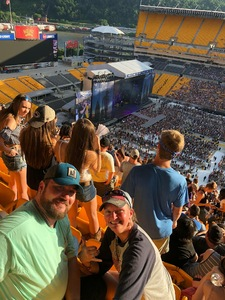 Janelle attended Kenny Chesney: Trip Around the Sun Tour - Country on Jun 2nd 2018 via VetTix