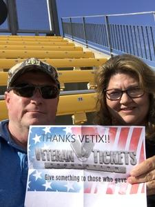 Ronald attended Kenny Chesney: Trip Around the Sun Tour - Country on Jun 2nd 2018 via VetTix