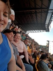 Andrew attended Kenny Chesney: Trip Around the Sun Tour - Country on Jun 2nd 2018 via VetTix