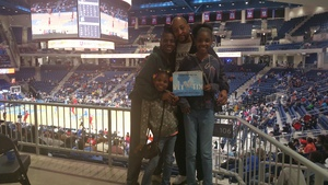 Click To Read More Feedback from Chicago Sky vs. Washington Mystics - WNBA