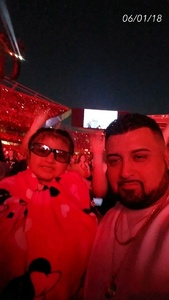 Jose attended Taylor Swift Reputation Stadium Tour on Jun 1st 2018 via VetTix