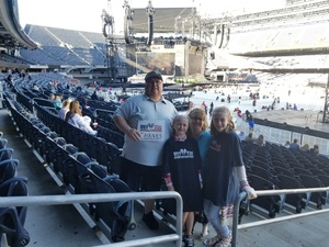 John attended Taylor Swift Reputation Stadium Tour on Jun 1st 2018 via VetTix