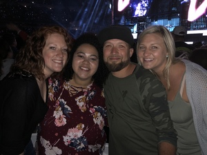Ryan attended Taylor Swift Reputation Stadium Tour on Jun 1st 2018 via VetTix