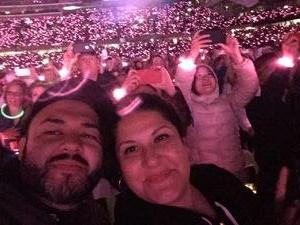 Rogelio attended Taylor Swift Reputation Stadium Tour on Jun 1st 2018 via VetTix