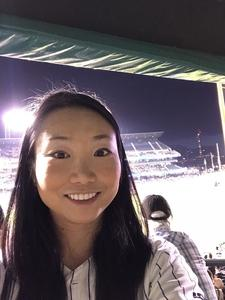 Melody attended Colorado Rockies vs. Arizona Diamondbacks - MLB on Jun 8th 2018 via VetTix