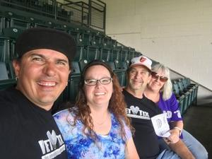 Levi attended Colorado Rockies vs. Arizona Diamondbacks - MLB on Jun 8th 2018 via VetTix