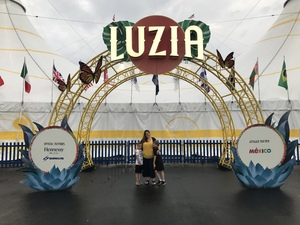 Robert attended Luzia by Cirque Du Soleil - 8pm Show on Jun 2nd 2018 via VetTix