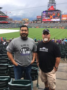Jimmy attended Colorado Rockies vs. Miami Marlins - MLB - Sunday on Jun 24th 2018 via VetTix