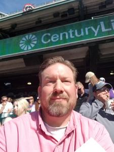 Steven attended Colorado Rockies vs. Miami Marlins - MLB - Sunday on Jun 24th 2018 via VetTix