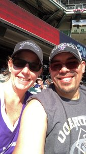 Michael attended Colorado Rockies vs. Miami Marlins - MLB - Sunday on Jun 24th 2018 via VetTix