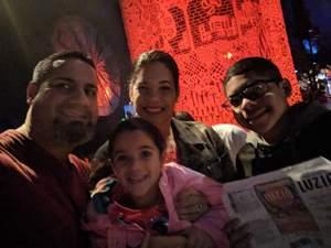 Luis attended Luzia by Cirque Du Soleil - Matinee on Jun 3rd 2018 via VetTix