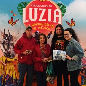 Emma attended Luzia by Cirque Du Soleil - Matinee on Jun 3rd 2018 via VetTix
