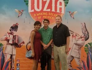 James attended Luzia by Cirque Du Soleil - 5pm Show on Jun 3rd 2018 via VetTix
