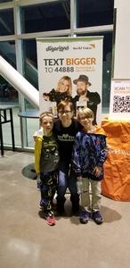 Annie attended Sugarland - Still the Same Tour on Jun 7th 2018 via VetTix