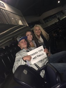 KENNETH attended Sugarland - Still the Same Tour on Jun 7th 2018 via VetTix