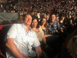 Diosdavil attended Sugarland - Still the Same Tour on Jun 7th 2018 via VetTix
