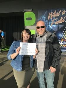 Tommy attended Sugarland - Still the Same Tour on Jun 7th 2018 via VetTix