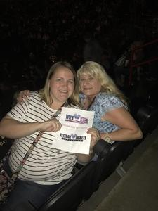 Kortne attended Sugarland: Still the Same Tour With Brandy Clark and Clare Bowen on Jun 8th 2018 via VetTix