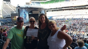 Joseph attended Sugarland: Still the Same Tour With Brandy Clark and Clare Bowen on Jun 8th 2018 via VetTix