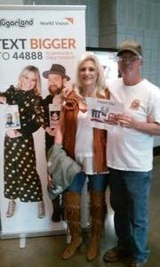 Mark attended Sugarland: Still the Same Tour With Brandy Clark and Clare Bowen on Jun 8th 2018 via VetTix