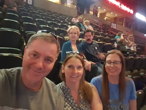 Jerrell Dunnagan attended Sugarland: Still the Same Tour With Brandy Clark and Clare Bowen on Jun 8th 2018 via VetTix